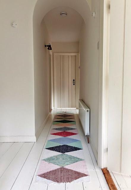 Kp decor studio pintura para pasillos - Alfombras pasillo ...