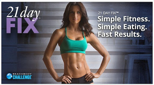 My Adventure with 21 Day Fix