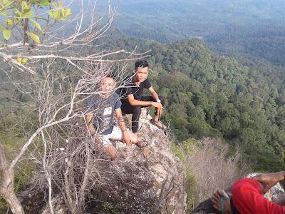 Gunung Hauk, Puncak hauk 1325 Mdpl, Mendaki Gunung Hauk