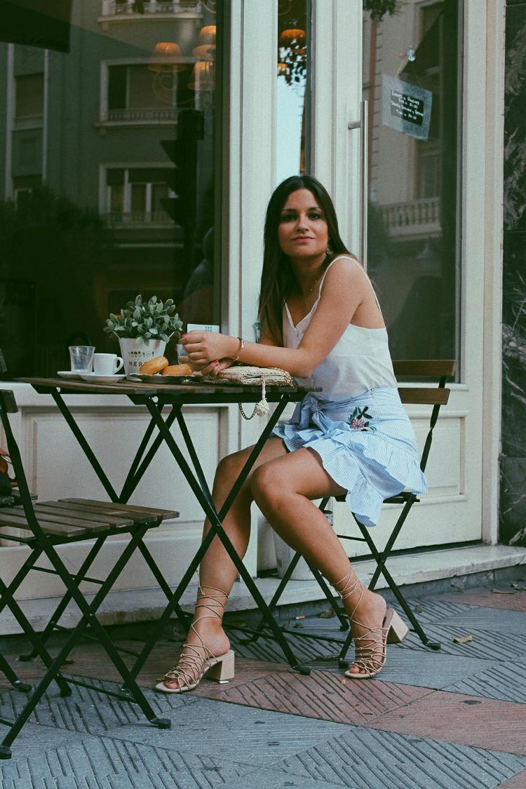 blog de moda Petit cafe leon