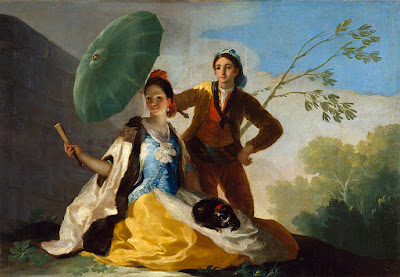 Goya - El Quitasol (The Parasol) 1777