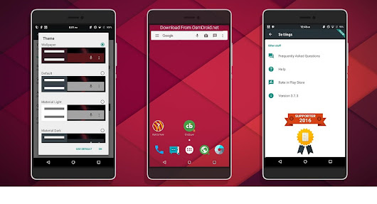 Action Launcher 3 V3.13.0-beta 2 Cracked+Unlocked APK Is Here ! [Latest] ~ Android Detecter