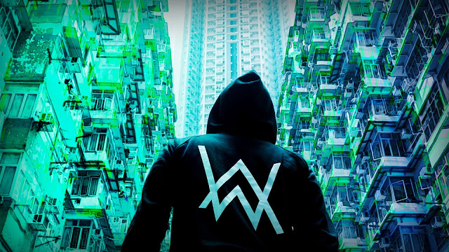 Lirik Lagu Alan Walker - Sing Me To Sleep