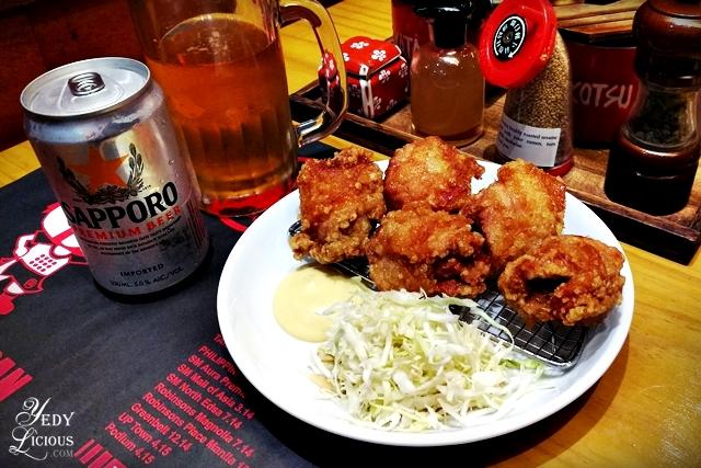 Chicken Karaage at Ramen Nagi Manila