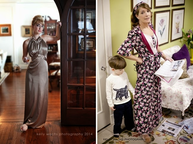 maddy james vintage inspired lounge wear