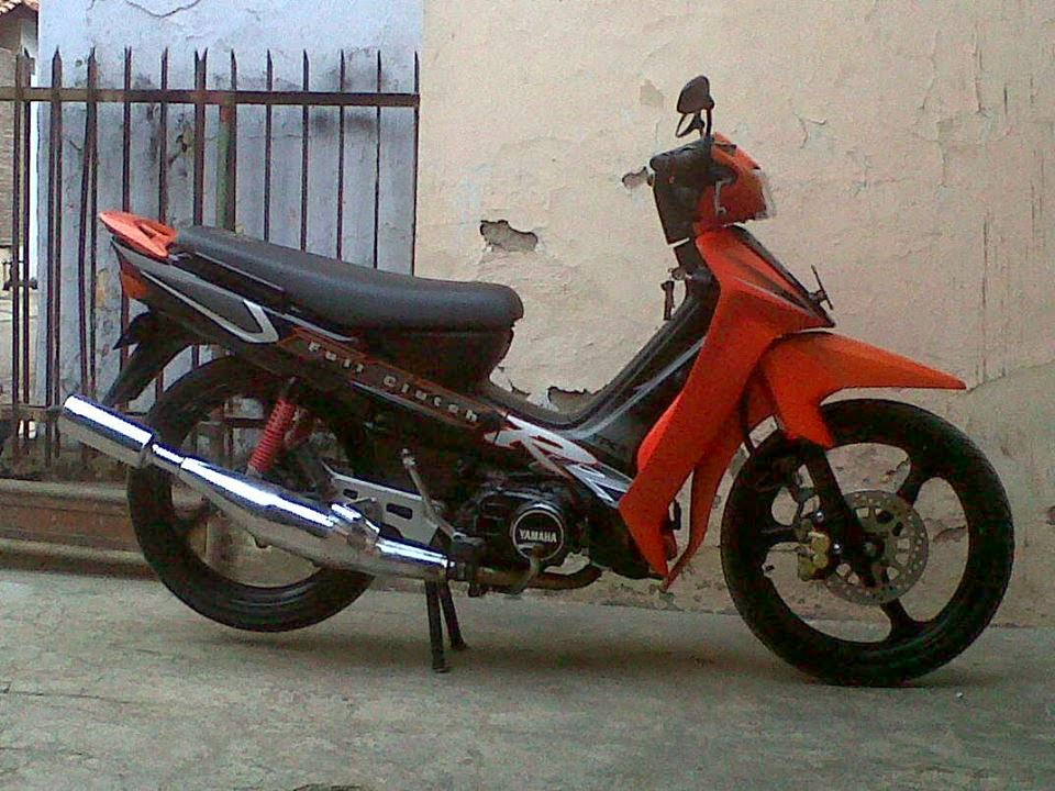 Modifikasi Yamaha Force 1