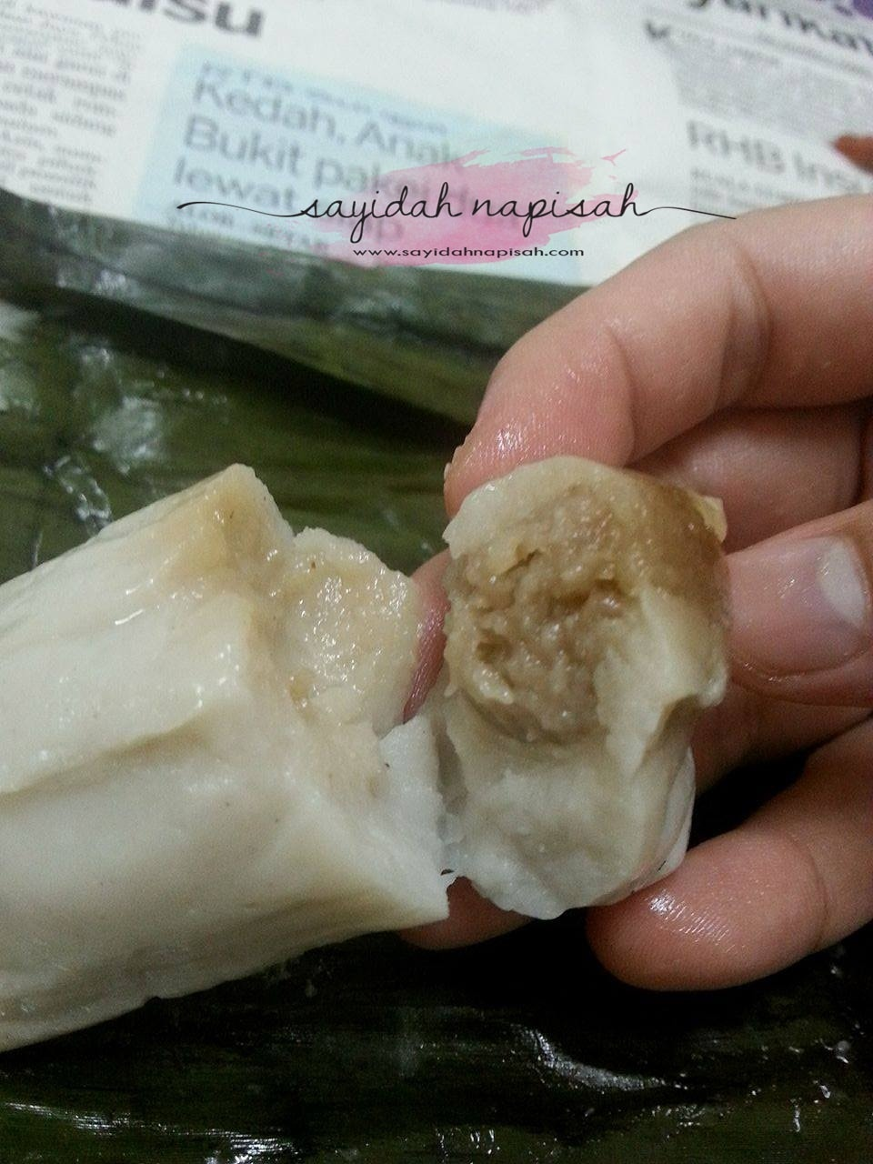 tepung bungkus ~ Wordless Wednesday