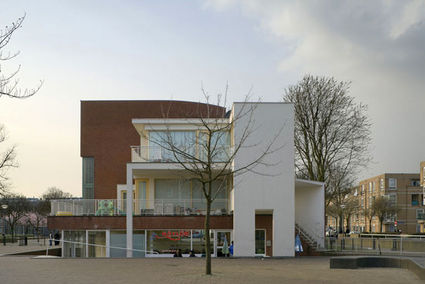 Conjunto de Vivienda Social en Schilderswijk | La Haya, Holanda | Álvaro Siza Vieira