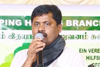 Oru Maniku Oru Mani Ethir Ehir Oliththida | Eelam Singer Chandramohan