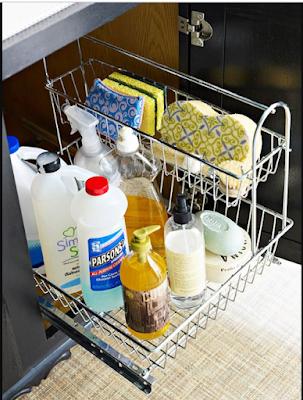 15 Desain Rak Dan Laci Dapur Minimalis Untuk Menyimpan Barang Yang Kreatif Dan Inovatif 10