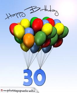 Geburtstagsspruche fur sohn 30