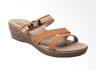 sandal carvil wanita terbaru