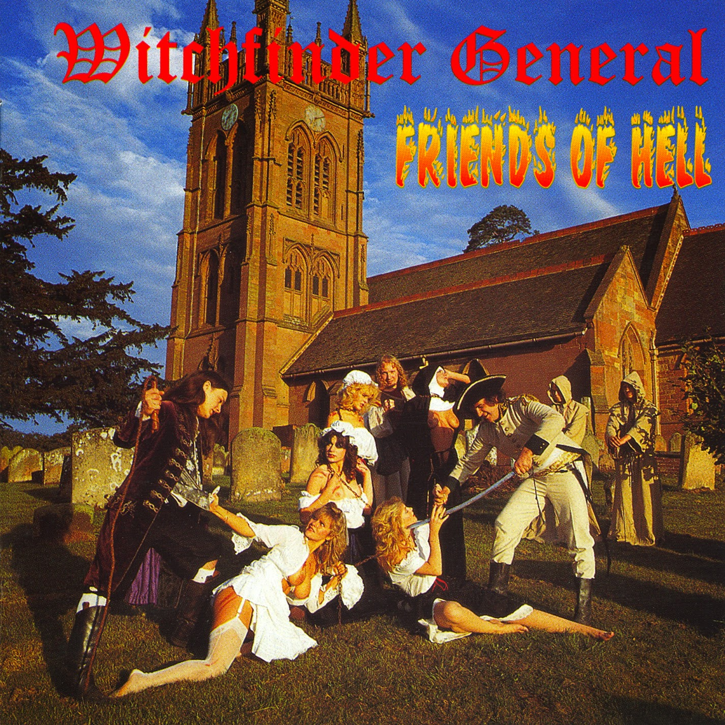 witchfinder general death penalty