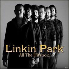 cd - CD Linkin Park - All The Hits 2012