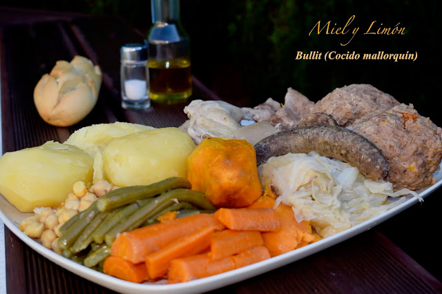 Bullit (cocido Mallorquín)