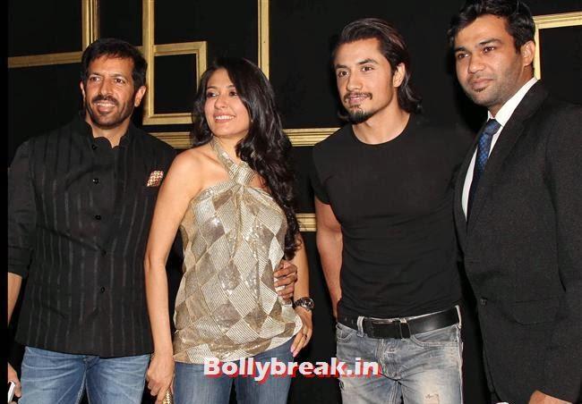 Kabir Khan, Mini Mathur and Kabir Khan and Mini Mathur, All Bollywood Celebs at Deepika Padukone Golden Party