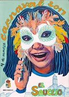 Carnaval de El Saucejo 2017 - Isabel Valle Ayllon