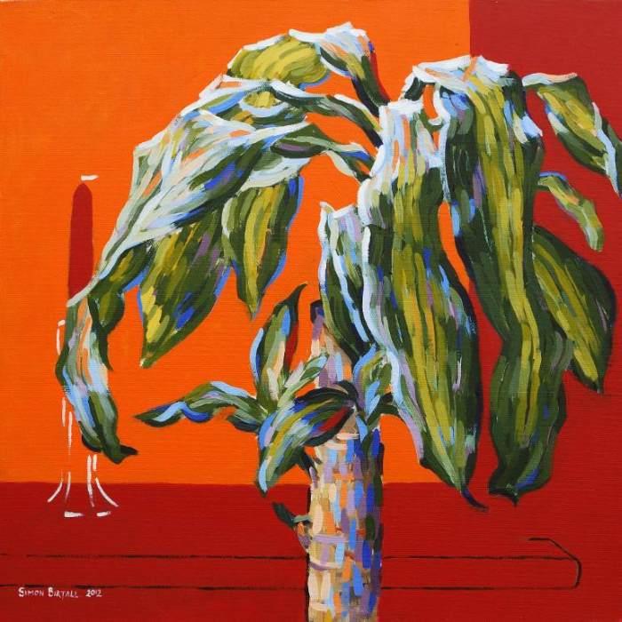 Британский художник. Simon Birtall