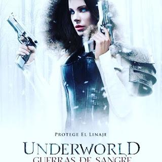 Nos vamos al cine, cartelera, cine, película, cartel, underworld, blodd wars, underworld guerras de sangre, blog de cine, solo yo, blog solo yo, blogger alicante, influencer,