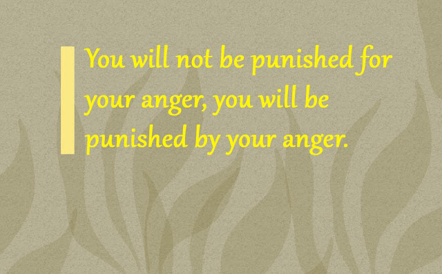 Gautama Buddha quotes You will not be punished