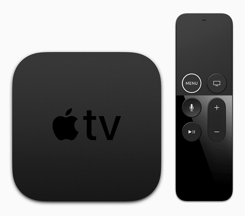 "Siri Remote gets a subtle redesign with a new white circle around the ""menu"" button"