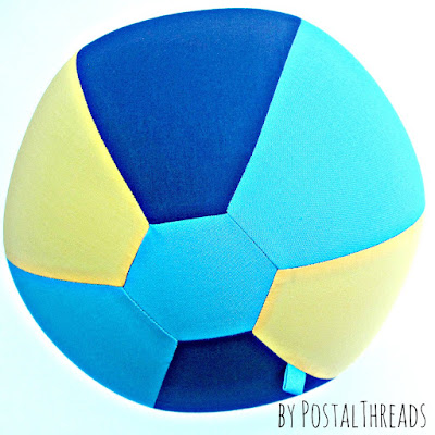 PostalThreads fabric balloon ball giveaway, #PostalThreads balloon ball giveaway