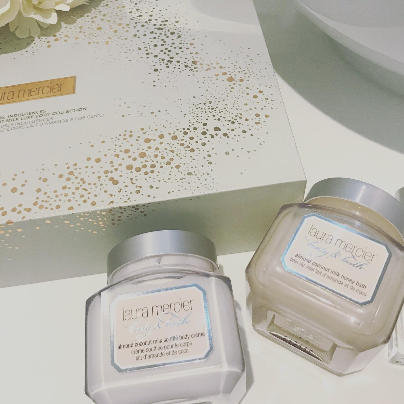 Laura Mercier Almond and Coconut Milk Cream Bath and Body Cream
