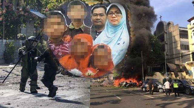 Fakta Pelaku Bom Gereja Surabaya Ditolak Warga Dimakamkan, Hingga Pintu Makam Digembok!