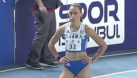 Δεν τα κατάφερε η Ελπίδα Καρκαλάτου για την Γλασκώβη - 2η στους Βαλκανικούς αγώνες