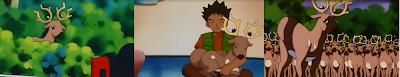 Pokémon Capítulo 9 Temporada 3 El Pequeño Gran Cuerno