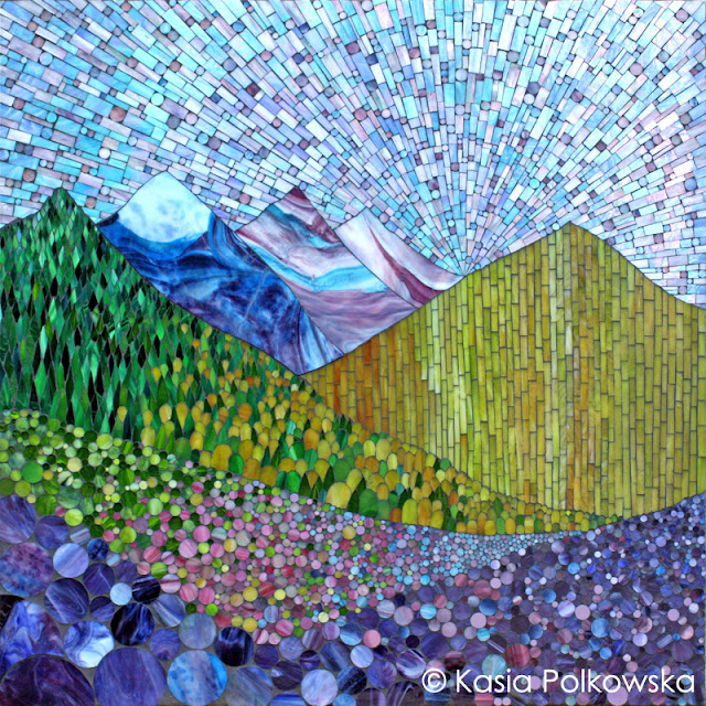 1000  images about Mosaic art on Pinterest