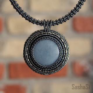 SashaSi Galéria šitý šperk