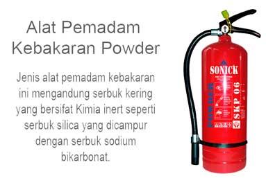 Alat Pemadam, Alat Pemadam Murah, Powder, Tabung Pemadam Api,