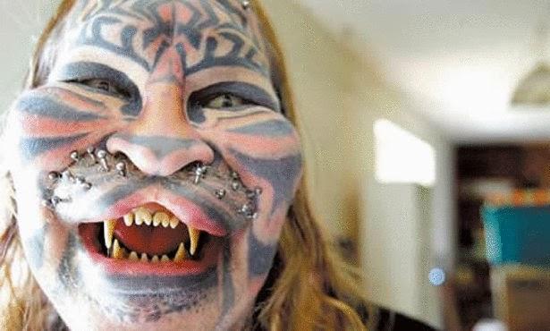 verdens verste tatoveringer