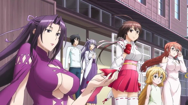Download Sekirei Sub Indo BATCH via googledrive