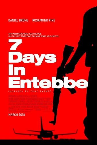Film 7 Days in Entebbe 2018
