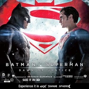 Film Batman v Superman: Dawn of Justice 2016