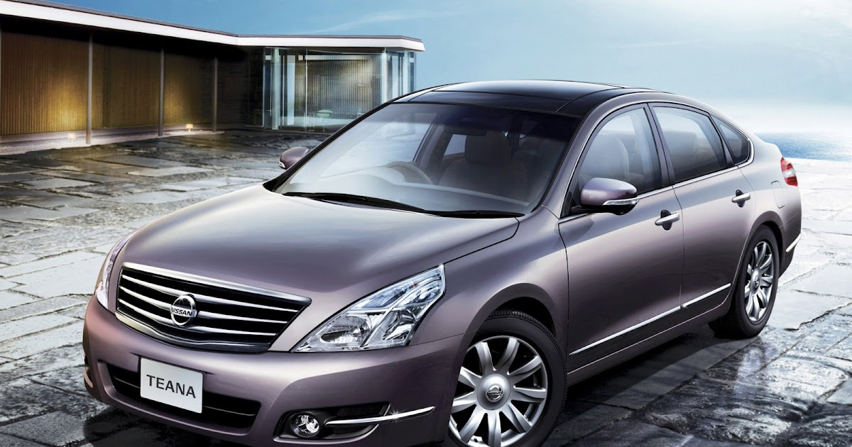 Nissan Teana 1600x1200 Car Wallpaper