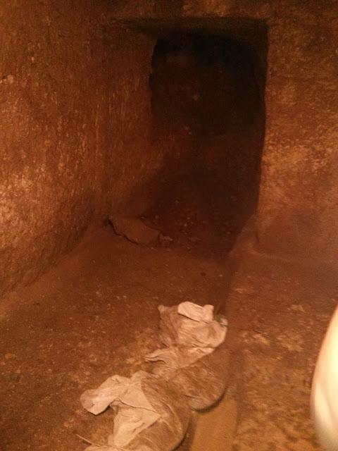 הדרך התת קרקעית לבית המקדש