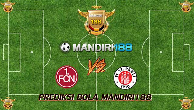 AGEN BOLA - Prediksi Nurnberg vs St. Pauli 12 September 2017