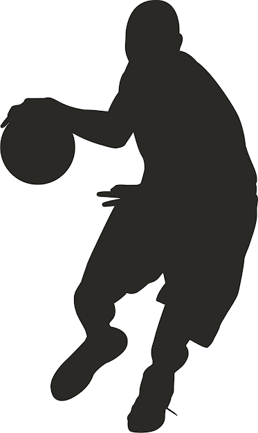 Basket Ball Vector  Clipart Library Basketball