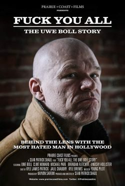 Fu… You All The Uwe Boll Story