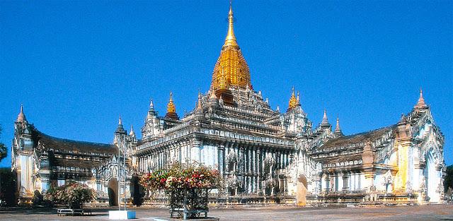 Ananda Temple Photo