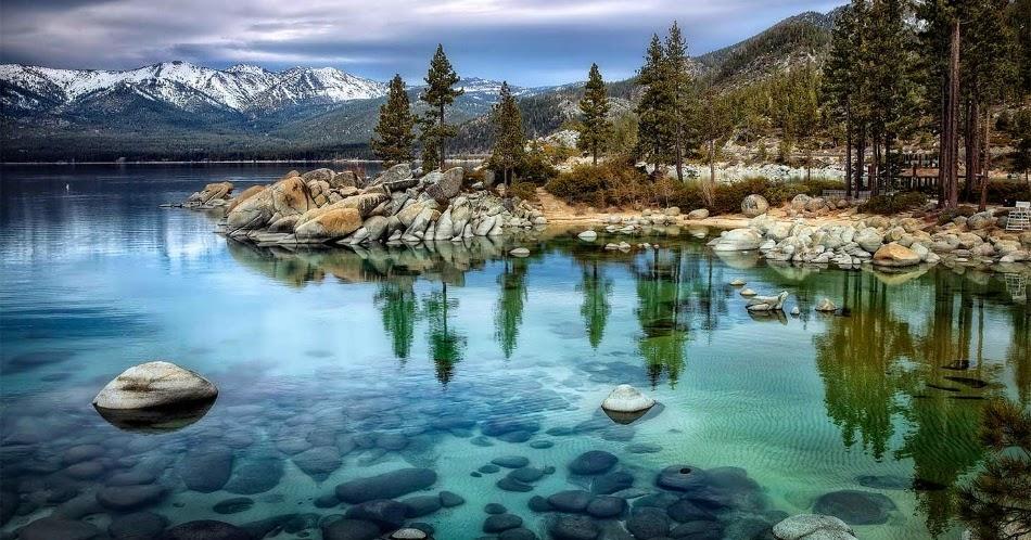 Beautiful Lake Tahoe - Zephyr Point
