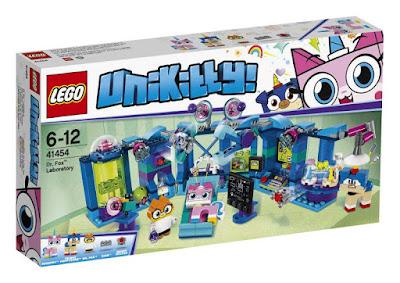 TOYS : JUGUETES - LEGO Unikitty 41454 Laboratorio de la Dra. Fox  COMPRAR ESTE JUGUETE