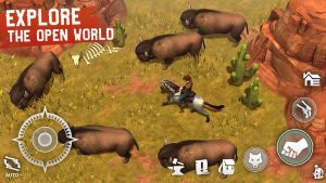 Download Westland Survival MOD APK Unlimited Money Free Craft
