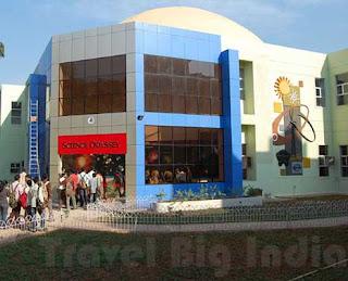 Nehru Science Center Travel Big India
