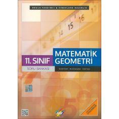 FDD 11.Sınıf Matematik Geometri Soru Bankası (2016)