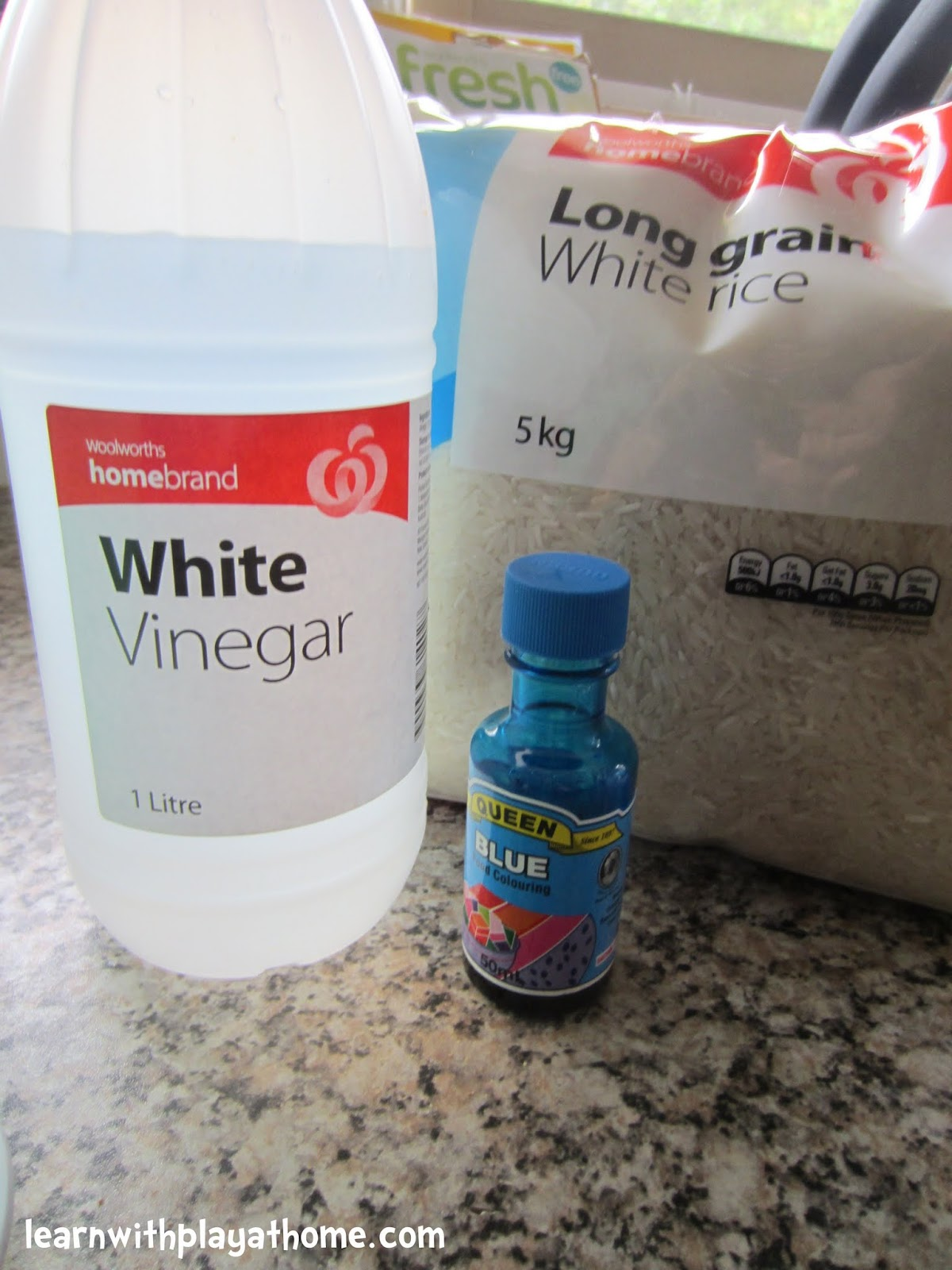white food coloring | Food