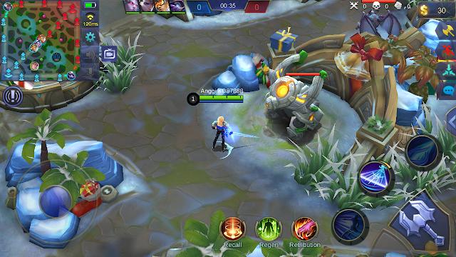 Keren Banget Mobile Legends Sekarang Suda Full HD Map Baru Monster Baru 12